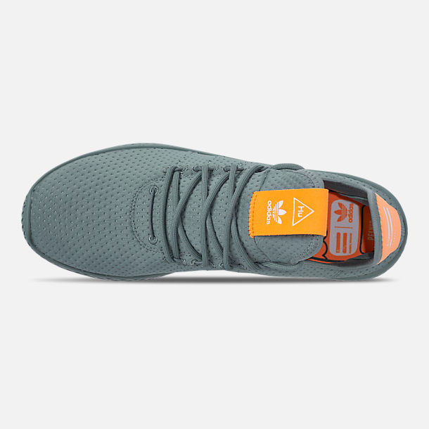 38cf3d3e579b4 Top view of Boys  Big Kids  adidas Originals Pharrell Williams Tennis HU  Casual Shoes