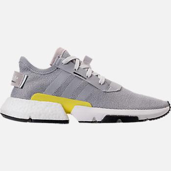 Adidas Originals POD S3.1 Men's Shoes (Grey/Shock Yellow)