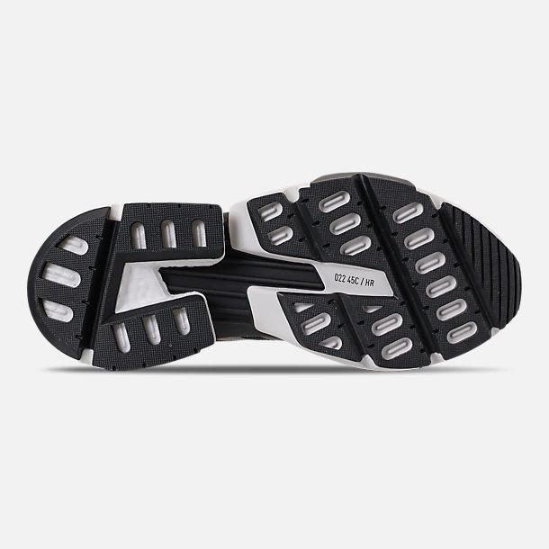 Bottom view of Men's adidas Originals POD-S3.1 Casual Shoes in Core Black/Footwear White