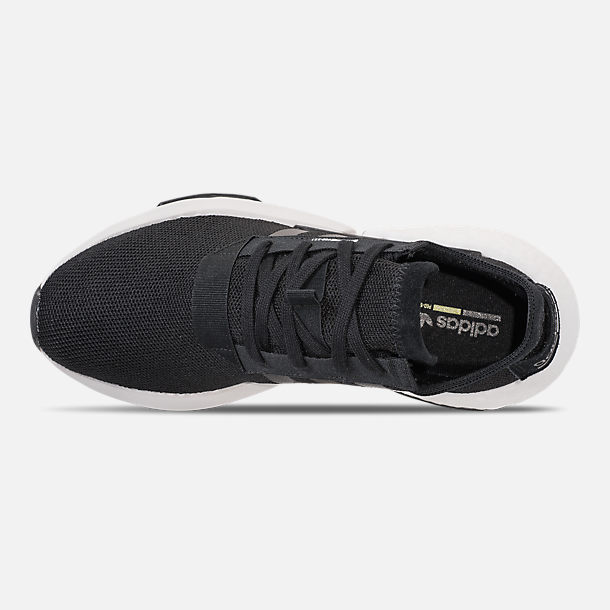 Top view of Men's adidas Originals POD-S3.1 Casual Shoes in Core Black/Footwear White