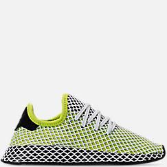 Kids' Grade School adidas Originals Deerupt Runner Casual Shoes
