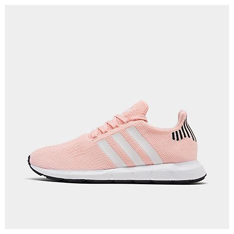 27ba6ed0ada1a Adidas Originals Swift Run Sneakers In Pink Adidas Originals Swift ...