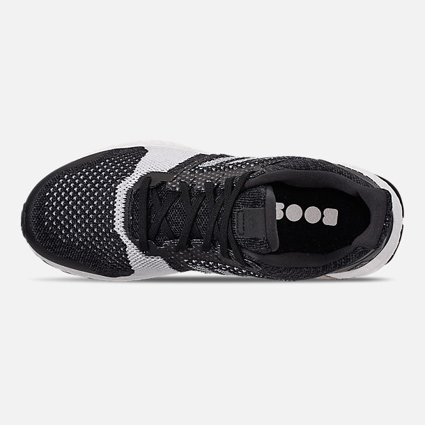 cheaper 0e651 8dfd1 Top view of Mens adidas UltraBOOST ST Running Shoes in Core BlackWhite Carbon