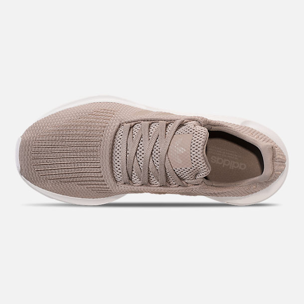 a0814770b9c4a8 Top view of Women s adidas Swift Run Casual Shoes in Vapour Grey Vapour  Grey
