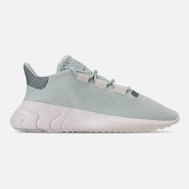 classic fit 5a177 21934 Right view of Women s adidas Originals Tubular New Runner Casual Shoes in  Raw Green Raw