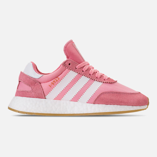 4942e87f65797c Right view of Women s adidas I-5923 Runner Casual Shoes in Super Pop Super