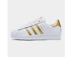 Girls' Grade School adidas Superstar x Pharrell Williams Supercolor Casual Shoes