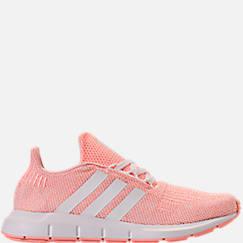 Girls' Grade School adidas Swift Run Casual Shoes