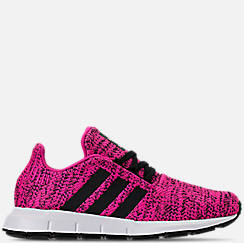 Girls' Big Kids' adidas Swift Run Casual Shoes
