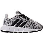 Boys' Toddler Adidas Swift Run Casual Shoes by Adidas