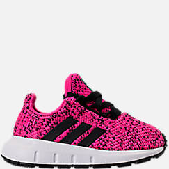 Girls' Toddler adidas Swift Run Casual Shoes