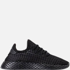 low priced 05fc6 8429e Big Kids adidas Originals Deerupt Runner Casual Shoes