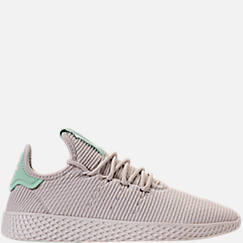 Women's adidas Originals Pharrell Williams Tennis HU Casual Shoes