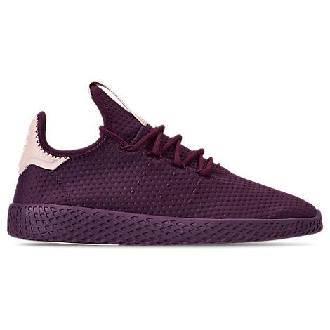 Women'S Originals Pharrell Williams Tennis Hu Casual Shoes, Red