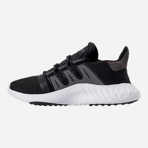 Left view of Boys' Big Kids' adidas Tubular Dusk Running Shoes