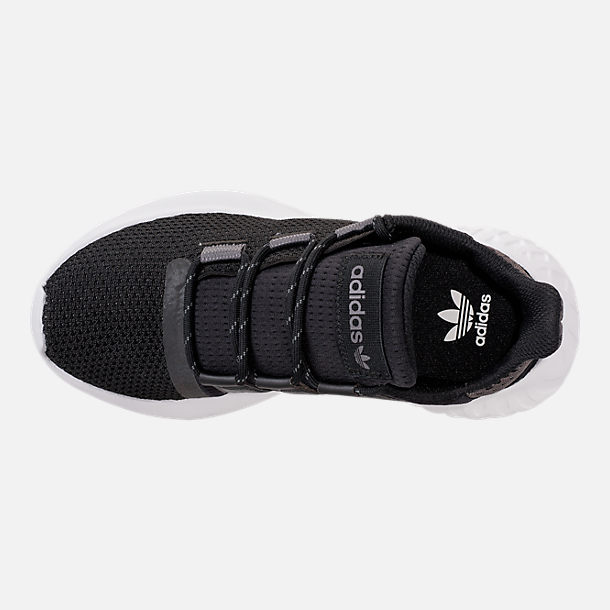 Top view of Boys' Big Kids' adidas Tubular Dusk Running Shoes