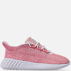 Girls' Little Kids' adidas Tubular Dusk Running Shoes