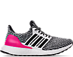 Feather White/Core Black/Shock Pink