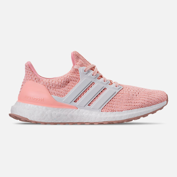 417b66c2c14 shop adidas ultra boost 3.0 trace khaki ee9f2 fbcff  australia right view  of girls big kids adidas ultraboost running shoes in clear orange 7007a  ba926