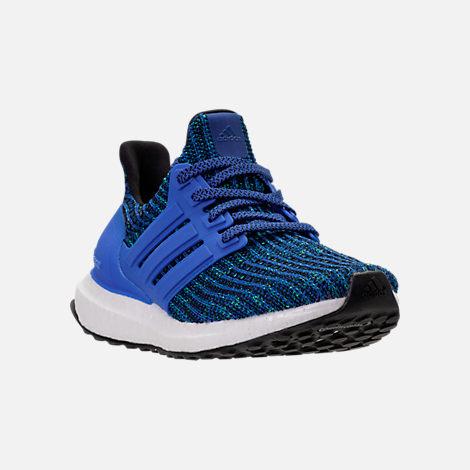 82f77e9e0 ... get three quarter view of kids grade school adidas ultraboost 3.0 running  shoes in hi e6468
