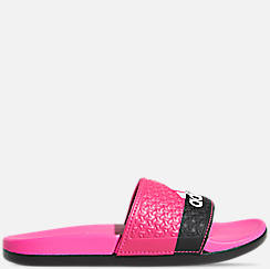 Girls' Little Kids' adidas Adilette Comfort Slide Sandals