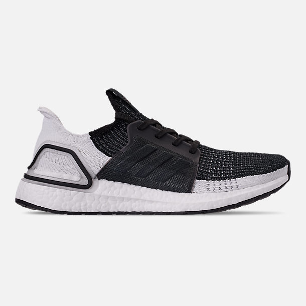ff90f60c9 Right view of Women s adidas UltraBOOST 19 Running Shoes in Core Black Grey  Six