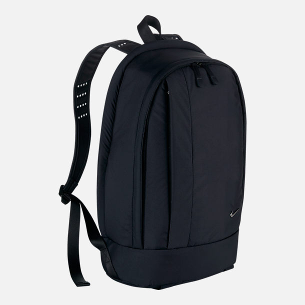 Front view of Nike Legend Training Backpack in Black/Black