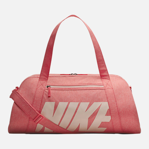 Front view of Women s Nike Gym Club Training Duffel Bag 0f5eef0469