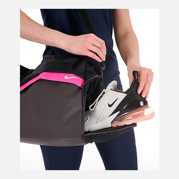 Alternate view of Nike Radiate Training Club Bag in Black/Thunder Grey