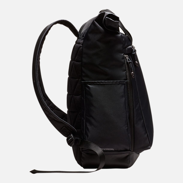 Back view of Nike Vapor Energy 2.0 Backpack in Black/Black/Black