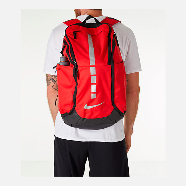378f58fd46d762 Alternate view of Nike Hoops Elite Pro Backpack in University Red