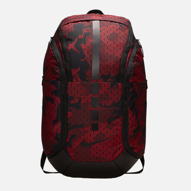 Front view of Nike Hoops Elite Pro Backpack