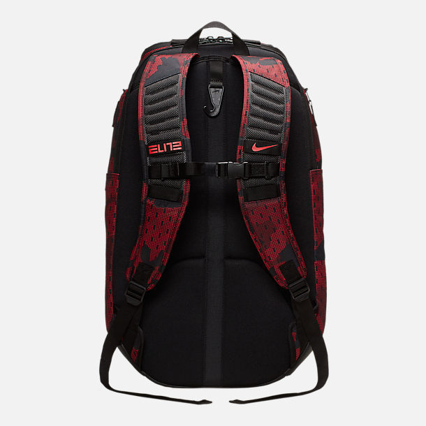Back view of Nike Hoops Elite Pro Backpack