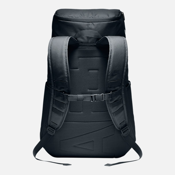 Alternate view of Unisex Nike Sportswear AF-1 Backpack in Black/Black