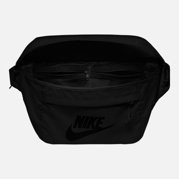 Back view of Nike Tech Hip Pack in Black Anthracite