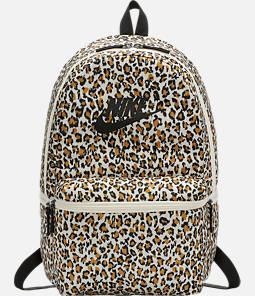 Nike Sportswear Leopard Heritage Backpack