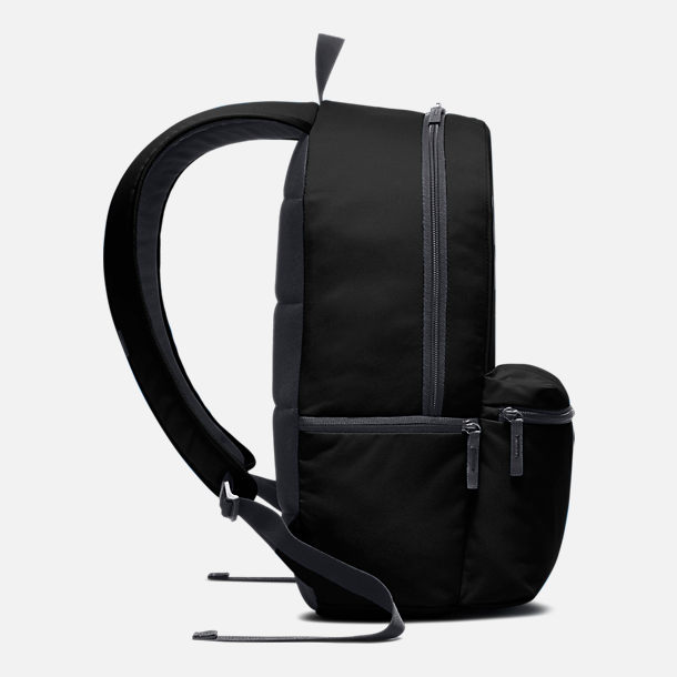 Back view of Nike Air Backpack in Black/White