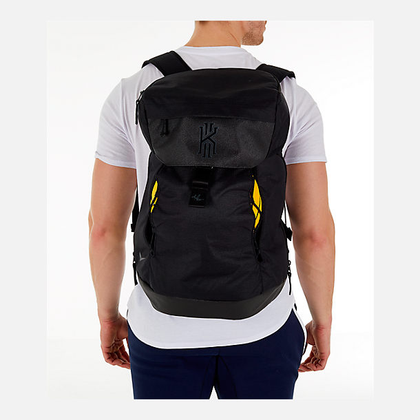 Alternate view of Nike Kyrie Backpack in Black/Black Reflective