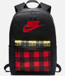 Nike Heritage 2.0 Plaid Backpack