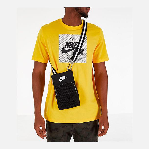 ff6c38685c8b Alternate view of Nike Sport Small Items Crossbody Bag in Black Summit White