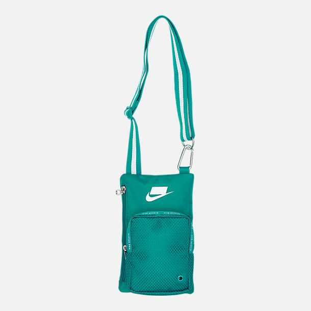 Front view of Nike Sport Small Items Crossbody Bag