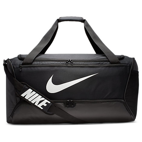 Nike Brasilia Duffle Bag Black