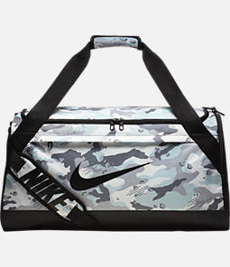 meet 98266 9647f Nike Brasilia Printed Training Duffel Bag (Medium)