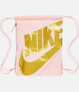 Nike Heritage Metallic Gymsack