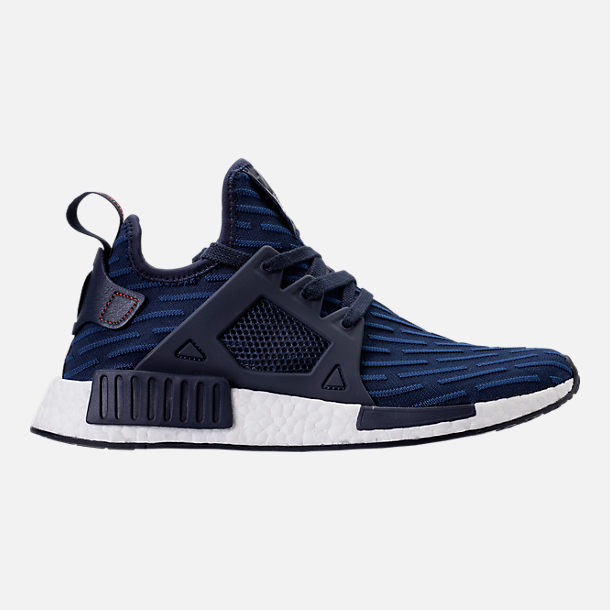Right view of Men's adidas NMD Runner XR1 Primeknit Casual Shoes