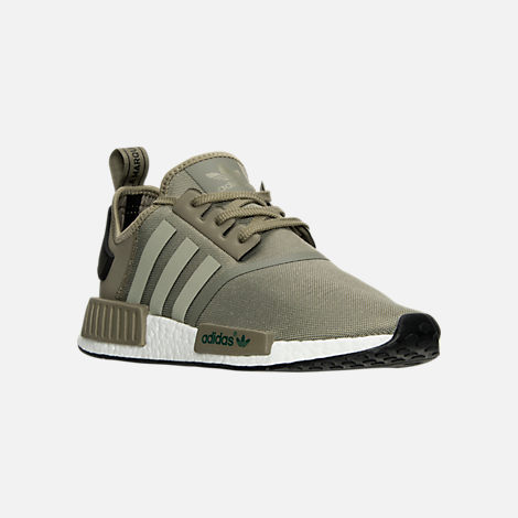 Three Quarter view of Men's adidas NMD Runner Casual Shoes