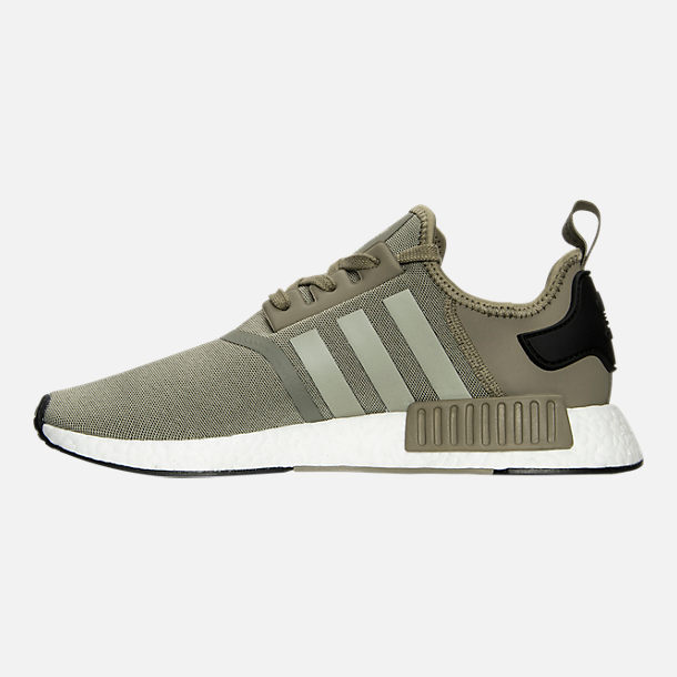 Left view of Men's adidas NMD Runner Casual Shoes