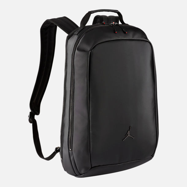 Front view of Air Jordan Jumpman Logo Backpack
