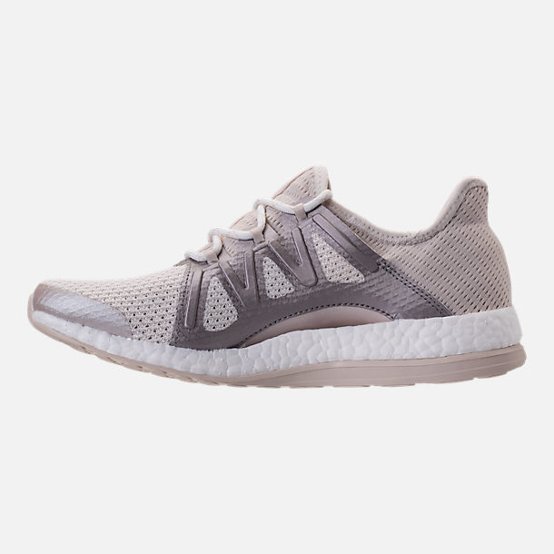 Left view of Women's adidas PureBOOST XPose Running Shoes