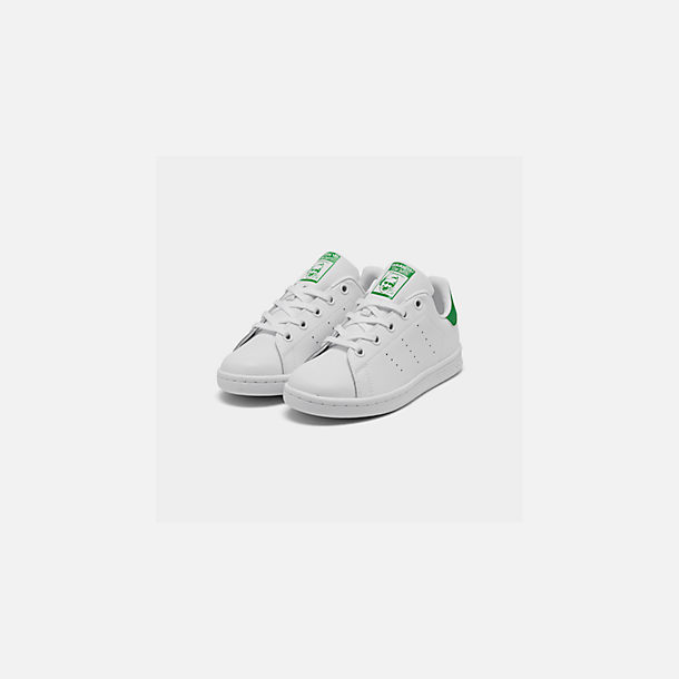 online store bb63a ca206 Little Kids' adidas Originals Stan Smith Casual Shoes